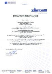 zÄmuelli - Zambelli GmbH & Co. KG
