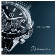 Die Collection 2012 von Mercedes-Benz (PDF)