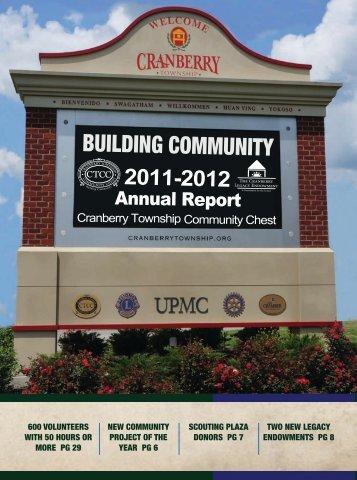 BUILDING COMMUNITY - ctcc