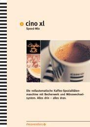 Cino XL SpeedMix - Webshop der Brogle GmbH