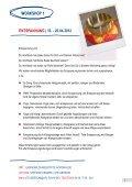 Workshop programm !!! Diakonisches Jahr - Seite 3