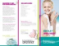 direkt als pdf-Datei herunterzuladen - Parfümerie Brenner