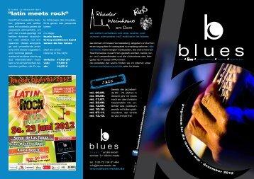 Sa. 23 Juni 2012 meets - Blues Rhede