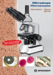 Mikroskope Microscopes