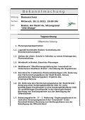Bekanntmachungen vom 22. November 2012 - Stadt Brakel - Page 4