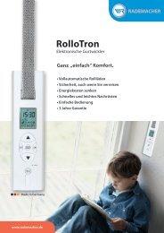 Kurzinformation Rademacher RolloTron