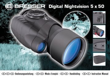 Digital Nightvision 5 x 50 - ELV