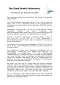 Bekanntmachungen vom 16. Oktober 2008 - Stadt Brakel - Page 3
