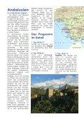 Informationsmaterial zu dieser Studienreise: Anmeldung - Seite 2