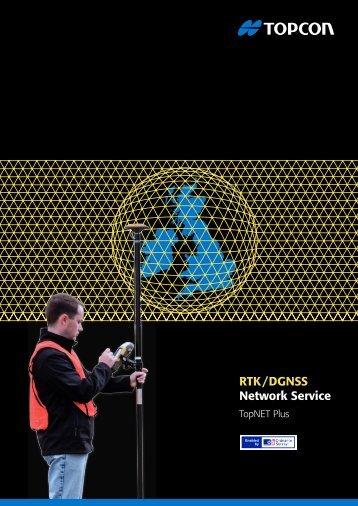RTK/DGNSS Network Service