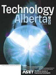 Technology Alberta Apr-May.05 - ASET