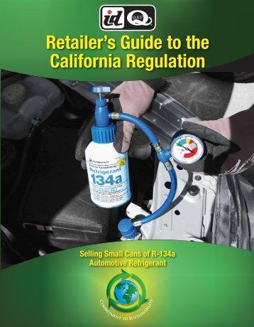 Download Retailers Guide to California Regulation PDF - IDQ USA