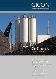 CoCheck Steine+Erden DE - GICON