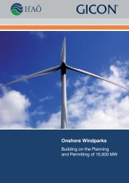 Onshore Windparks - GICON