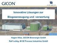 M+W Process Solutions - GICON