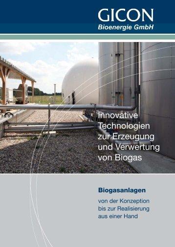 Biogas GICON DE