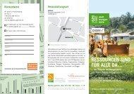 Flyer zum Download - Welthungerhilfe
