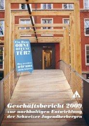 Geschäftsbericht 2009 - Nine Internet Solutions AG