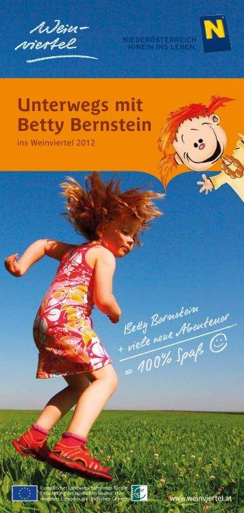 Eventkalender herunterladen - Betty Bernstein