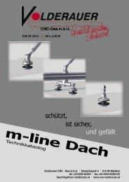 m-line Dach - Volderauer