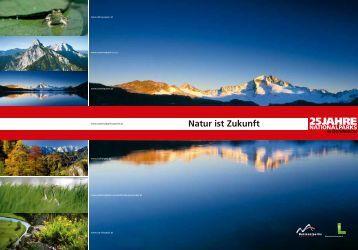 25 Jahre Nationalparks - Umweltbundesamt