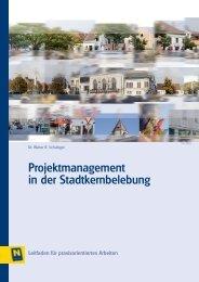 Projektmanagement in der Stadtkernbelebung - Raumordnung und ...