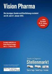 Vision Pharma - F.A.Z. Verlag - FAZ.net