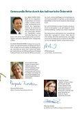Immer dem Gaumen nach! - GRM GenussRegionen Marketing GmbH - Seite 3