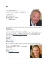 Schebeck Dipl. Ing. Emmerich M. Konsulent der Weltbank ...