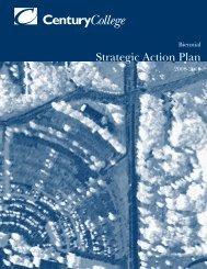 Strategic Action Plan 2008-10 - Century College