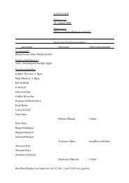 Protokoll zur Sitzung des Stadtrats vom 25.08.2009 - bei der Stadt ...