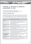 auf der Spur Dem Klimaschutz - Zurück zum Ursprung - Seite 7