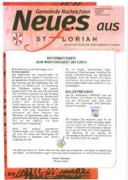 (2,70 MB) - .PDF - Marktgemeinde St.Florian