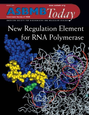 ASBMB cover
