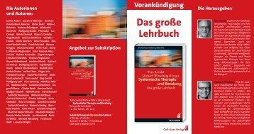 Levold/Wirsching-Lehrbuch - Systemagazin