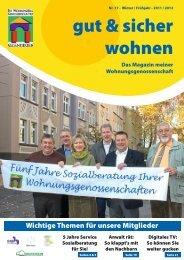 gut & sicher wohnen - Bauverein Gelsenkirchen eG