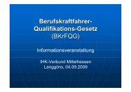 Kosten senken - Vortrag Nauert - IHK Gießen Friedberg