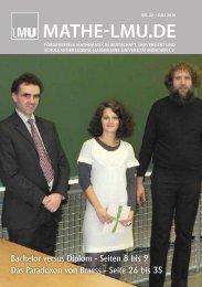 mathe-lmu.de - Mathematisches Institut - LMU
