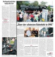 Jim Knopf und Lukas locken die Fans - Stadt Steinheim