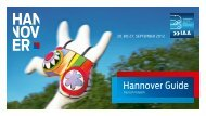 Hannover Guide - IAA