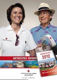 betreutes reisen - Österreichisches Rotes Kreuz