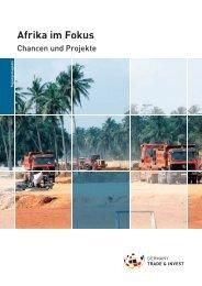 Afrika im Fokus - Germany Trade & Invest