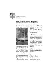 Ausgabe Mai 2011 - St. Jodokus Bielefeld