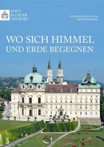 die Datei als PDF herunterladen - Stift Klosterneuburg