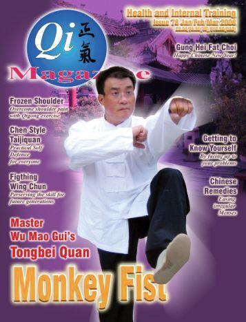 Issue 78 - Tse Qigong Centre