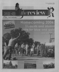 Friday online edition . - University of Delaware Library Institutional ...