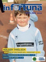 Saison 2009/2010 - Spvg. Fortuna Essen-Bredeney 1919/21 eV