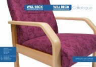 4 - Will Beck Contract Furniture