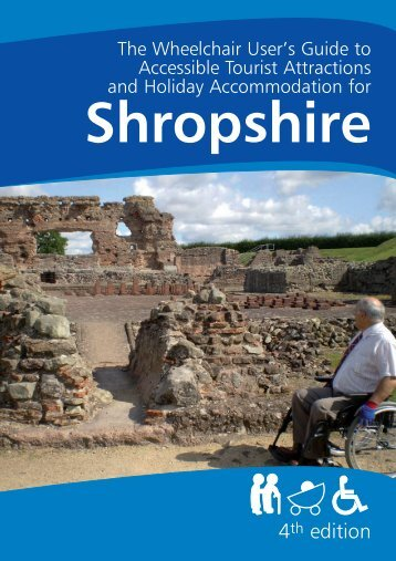Wheelchair Users Guide to Accessible ... - Virtual Shropshire