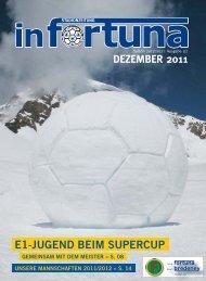 dezember 2011 - Spvg. Fortuna Essen-Bredeney 1919/21 eV